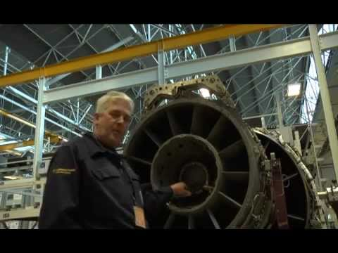 Jet Engine Overhaul Process
