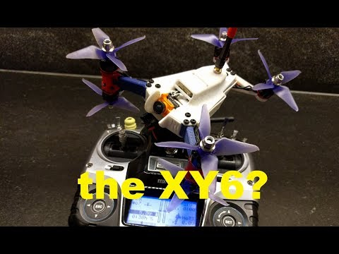 A New Kind Of Multirotor? The XY6