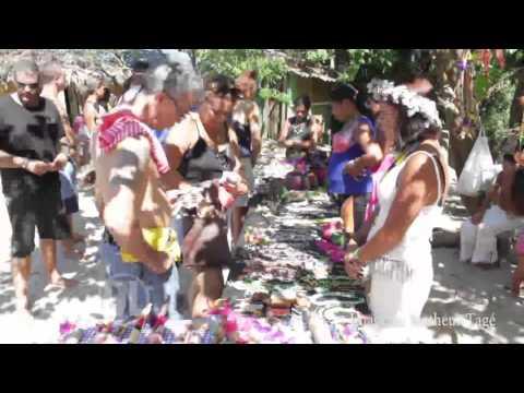 Aldeia Paranapuã realiza primeiro evento aberto ao público em São Vicente