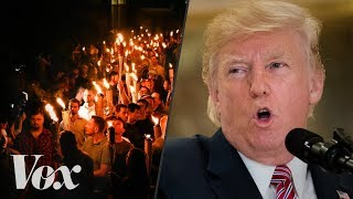 Donald Trump is using the most powerful office in the country to play defense for white supremacists and neo-nazis. How can media coverage of his presidency ever be the same?Subscribe to our channel! http://goo.gl/0bsAjOVox.com is a news website that helps you cut through the noise and understand what's really driving the events in the headlines. Check out http://www.vox.com to get up to speed on everything from Kurdistan to the Kim Kardashian app. Check out our full video catalog: http://goo.gl/IZONyEFollow Vox on Twitter: http://goo.gl/XFrZ5HOr on Facebook: http://goo.gl/U2g06o