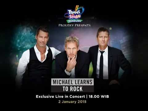 DealGoing Michael Learns To Rock Live In Trans Studio Bandung
