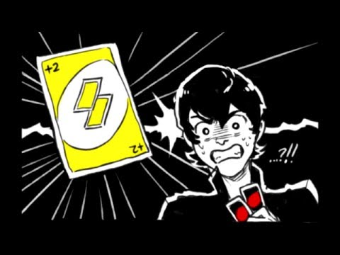If UNO Was an Anime