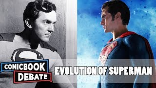 Download Video Evolution of Superman in Movies and TV in 12 Minutes (2017) MP3 3GP MP4