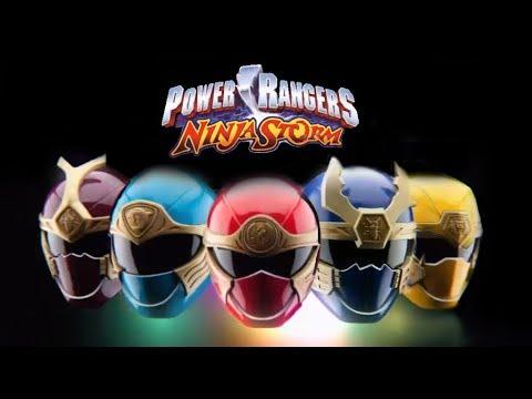 Power Ranger Ninja Storm Theme (The FestEvil Version) (видео)