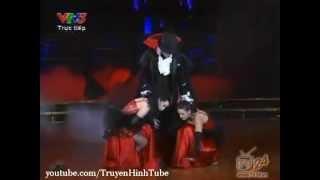 Buoc nhay hoan vu 2012 - Chung kết Bước nhảy hoàn vũ 2012 - Minh Quân [khách mời]