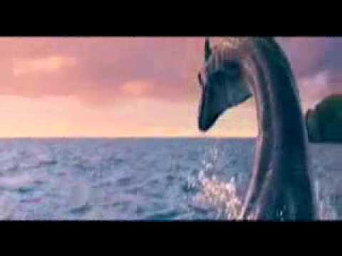 """The water horse legend from the deep -extract """"Good bye Nessie"""""""