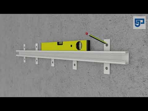 Szyny montażowe JM W JORDAHL<sup>®</sup>/ Szyny montażowe zębate JXM W JORDAHL<sup>®</sup>