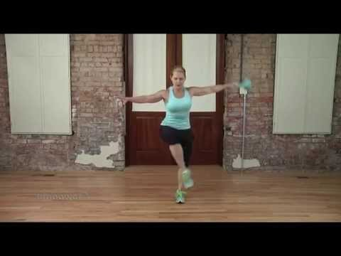 Designed With Women In Mind! Kettlebell Workout For Women! Empower 3 in 1 Kettlebell, Review.
