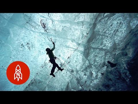 Climbing Frozen Waterfalls