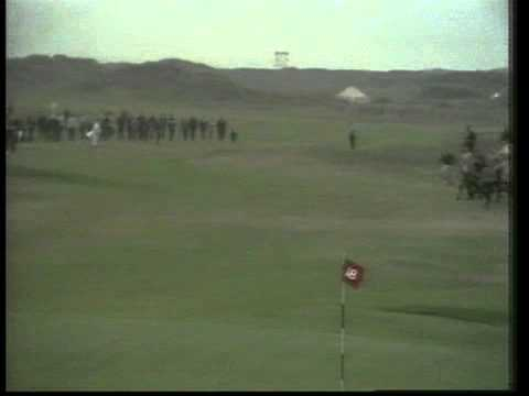 1969 Ryder Cup singles – Jacklin and Nicklaus