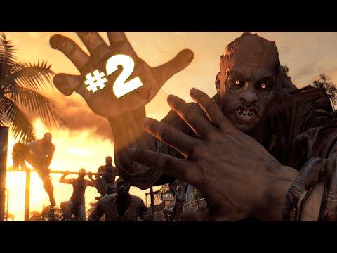 Прохождение игры Dying Light #2 Бегаем туда, сюда