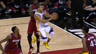 Stephen Curry ( 40 PTS, 7 ast, 6 reb ) vs. Heat (11-25-2014)
