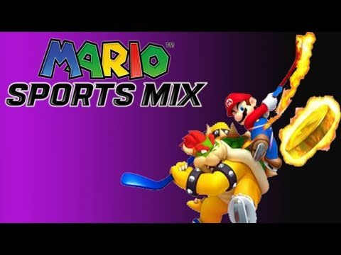 preview-Mario-Sports-Mix:-Hockey-Gameplay-(HD)-(Kwings)