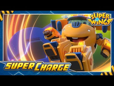 [super wings season4] Supercharged Donnie!