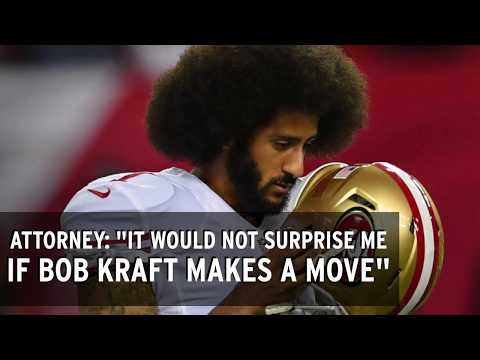 Video: Colin Kaepernick to Patriots? His lawyer thinks so