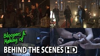 The Mortal Instruments: City of Bones (2013) Making of&Behind the Scenes (Part3/3)