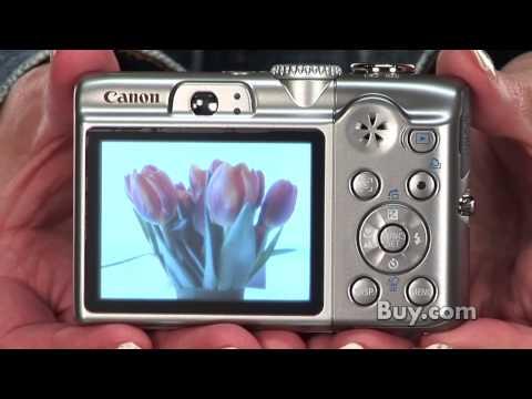 Canon PowerShot A1100 IS 12 Megapixel Digital Camera
