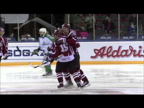 KHL Top 10 Goals for Week 8 / Лучшие голы восьмой недели КХЛ (видео)