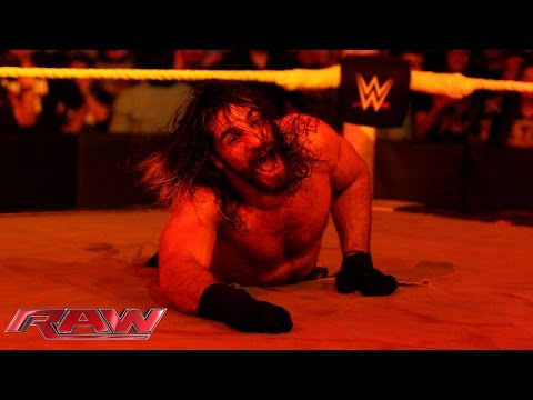 Video Kane drags Seth Rollins to hell: Raw, Sept. 21, 2015 download in MP3, 3GP, MP4, WEBM, AVI, FLV January 2017