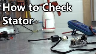 10. MX Tech Tips- How to check your Stator Coil