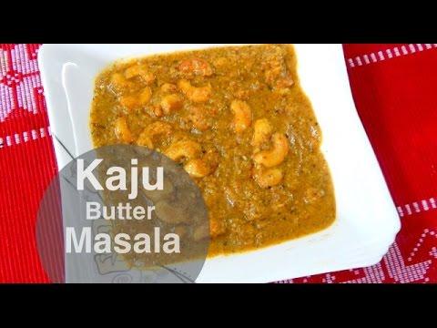 Kaju Butter Masala I Vineeta Dhingra's