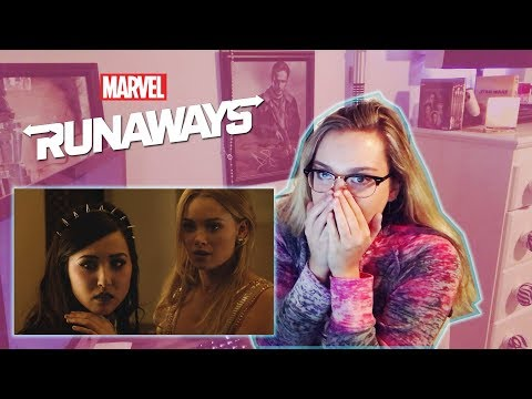 "Runaways Season 1 Episode 9 ""Doomsday"" REACTION!"