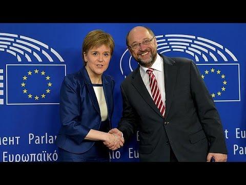 «Αποφασισμένη» να παραμείνει στην Ε.Ε η Σκωτία