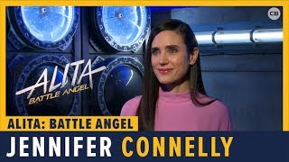 Jennifer Connelly talks 'Alita: Battle Angel' by Comicbook.com