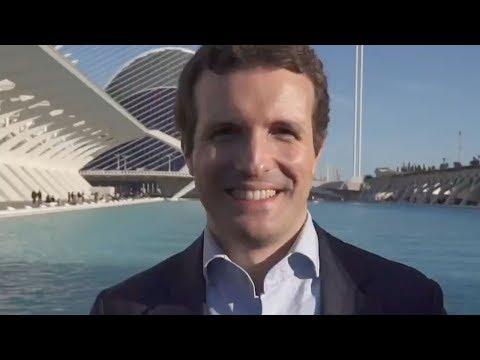 Pablo Casado visita la Comunidad Valenciana para celebrar el #DíadelaMujer