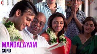 Video Mangalayam - Full Song | Saathiya | Vivek Oberoi | Rani Mukerji | KK | Shaan | Kunal | Sreenivas MP3, 3GP, MP4, WEBM, AVI, FLV September 2018