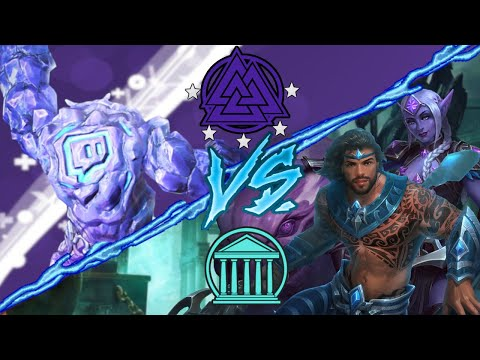 Smite: Nothing But Short Games? Double Feature Time!! | Ymir Vs Artemis/Poseidon