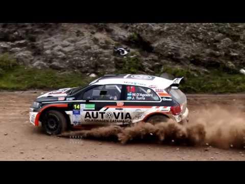 Rally Argentino / Rally Tafí del Valle - Resumen Día 1