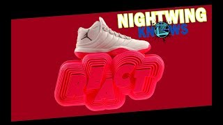 Hey Guys, Welcome back to Nightwing Knows! This edition of Nightwing Knows is all about Nike's new REACT cushion. In additional to explaining what the tech is and what its supposed to do, I've taken as many questions as I can from Instagram and answer them here. Hope you enjoy! Thanks for watching!!! Music Provided By: https://bit.ly/1dDCW4Phttp://www.WearTesters.comWearTesters Shop: http://bit.ly/1qkfTNLTwitter: https://twitter.com/nightwing2303Facebook: https://www.facebook.com/pages/Nightw... Instagram: http://instagram.com/nightwing2303