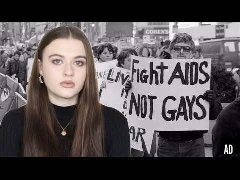THE 80s AIDS CRISIS | A HISTORY SERIES