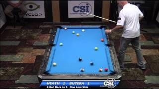 2014 CSI USBTC 8 Ball: Butera Vs Heath