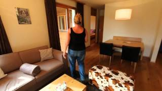 Lenzerheide Switzerland  City new picture : Walkthrough Priva Alpine Lodge Apartment in Lenzerheide, Switzerland