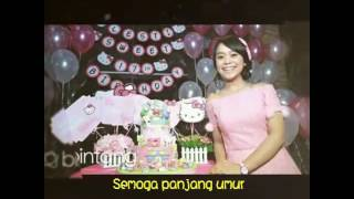 Gerimis Melanda Hati-Erie Susan (ULTAH LESTI 17TH) Video