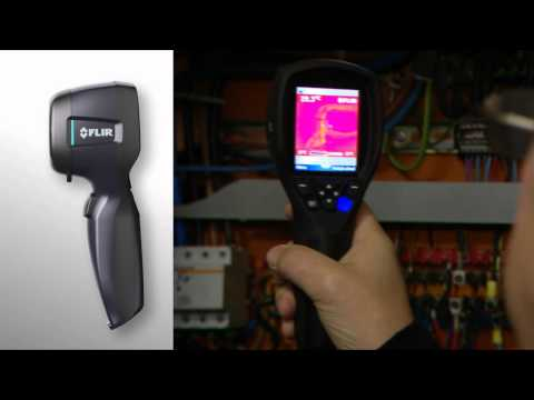FLIR Wärmebildkameras i-Serie i3/i5/i7 - neu auf www.pkelektronik.com