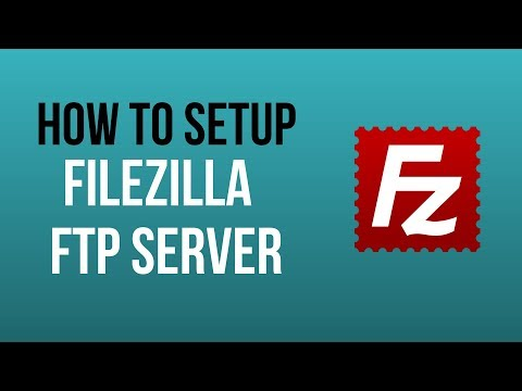 How to use Filezilla FTP Client to Connect and Upload to a Website Server - WordPress 2018