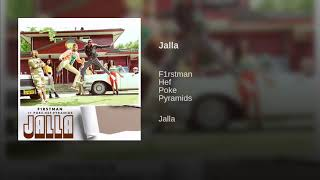 F1RSTMAN JALLA - OFFICIAL MUSIC AUDIO