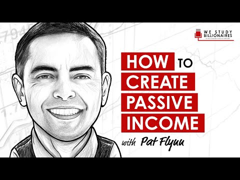 20 TIP: How to Create a Passive Income with Pat Flynn