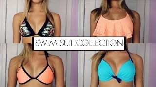 SWIMSUIT COLLECTION 2015 // beautypolice101 - YouTube