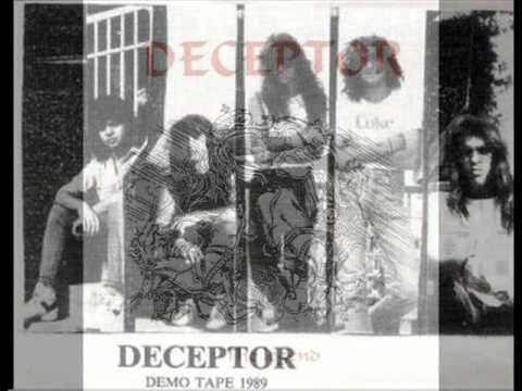 DECEPTOR - Too Late For Heroes / The War That Two Persons Make
