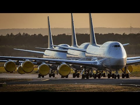 Kaum mehr Fluggäste aktuell: IATA bittet um Notfallhil ...
