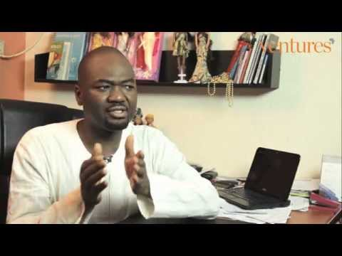 Taofick Okoya talks African dolls, African heritag