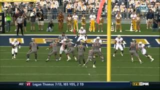 Geno Smith vs Maryland (2012)