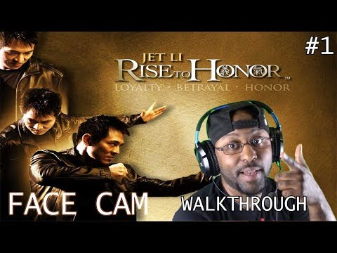 Video Kickin' It With Jet Li | Rise To Honor Walkthrough Part 1 download in MP3, 3GP, MP4, WEBM, AVI, FLV January 2017
