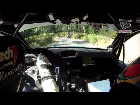 Dzwon na odcięciu - Bernardo Sousa (Peugeot 207 S2000)