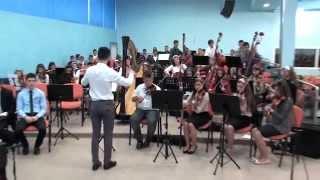 Orchestra – cântarea II