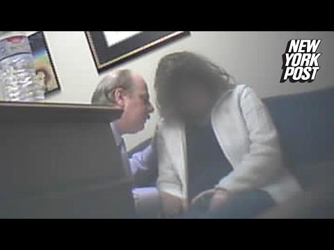 Mujer graba el momento en que su abogado la hipnotiza e intenta abusar de ella
